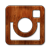 instagram social icon footer