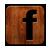 facebook social icon footer